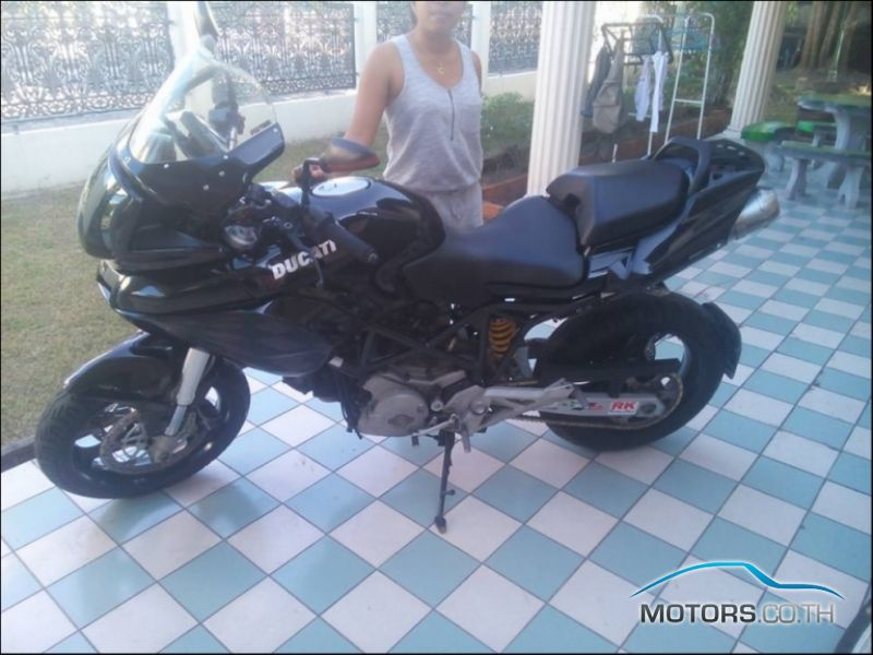 Secondhand DUCATI Multistrada 620 (2009)