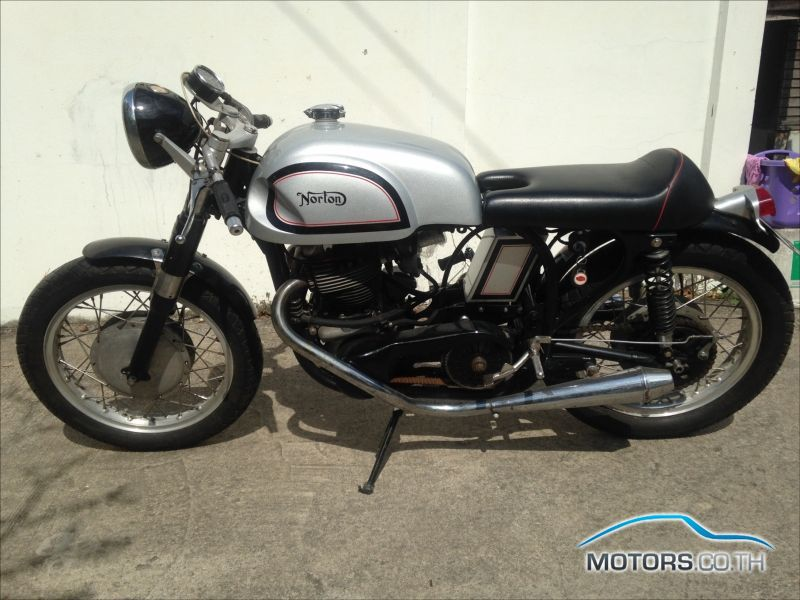 Secondhand NORTON Dominator 650SS (1964)