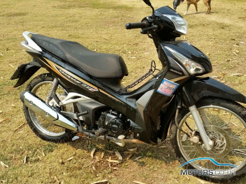 Secondhand HONDA Wave (2015)