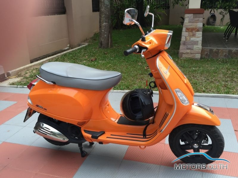 New, Used & Secondhand Motorbikes VESPA Sprint 150 (2012)