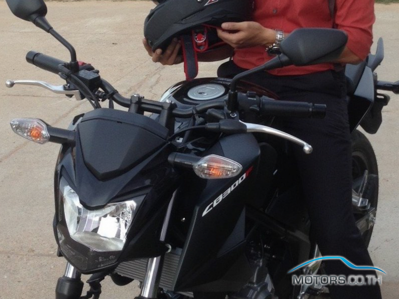 Secondhand HONDA CB350 (2014)
