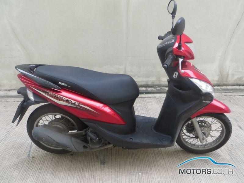 New, Used & Secondhand Motorbikes HONDA Spacy (2013)