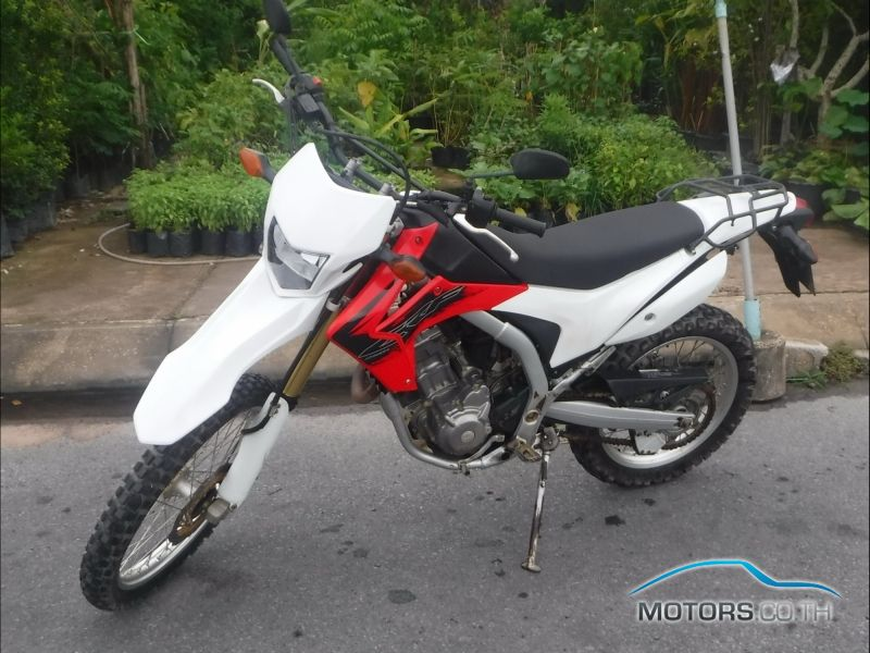 New, Used & Secondhand Motorbikes HONDA CRF250L (2012)