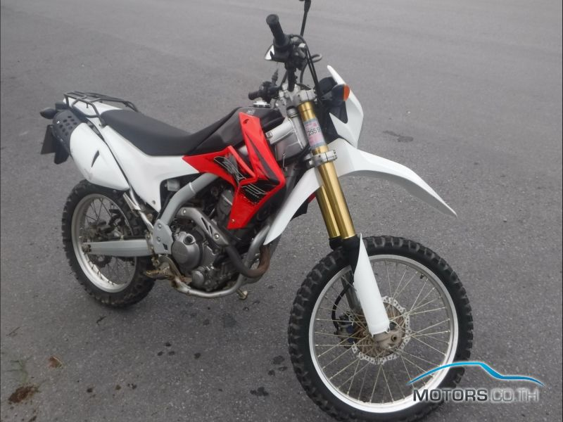 Secondhand HONDA CRF250L (2012)