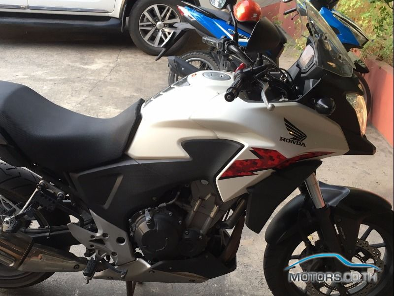 Secondhand HONDA CB500 (2014)