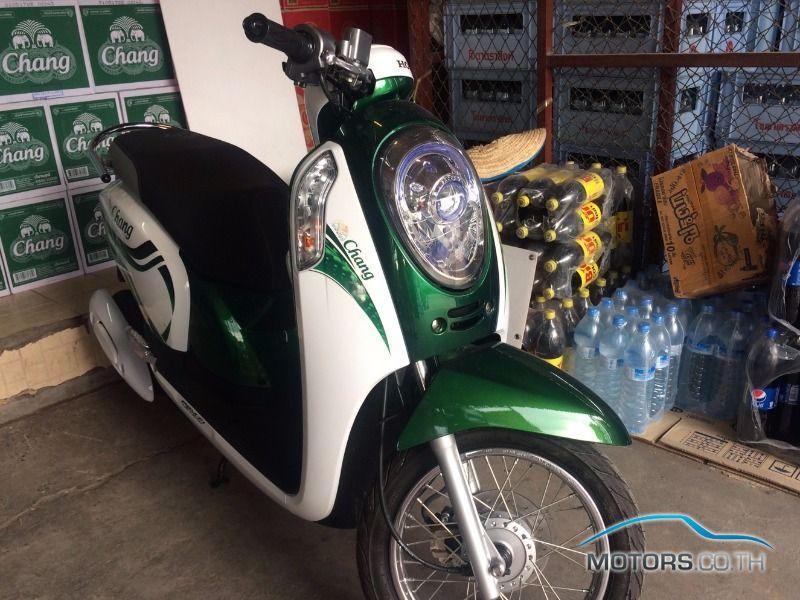 New Used Secondhand Motorbikes HONDA Scoopy 2017