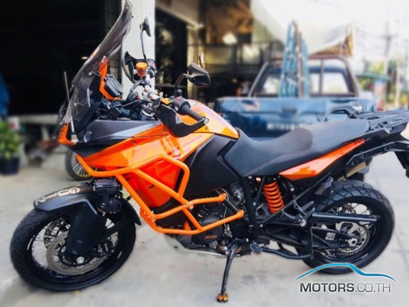 Secondhand KTM 1190 Adventure (2014)