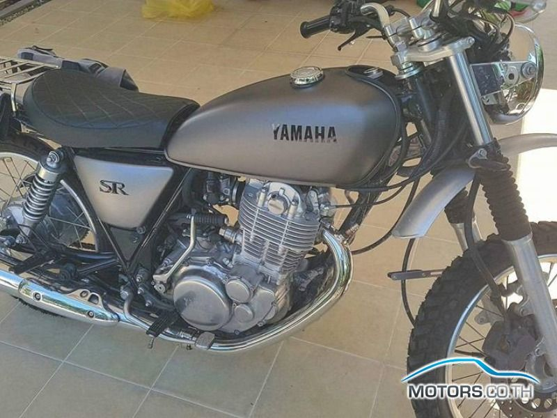 New, Used & Secondhand Motorbikes YAMAHA SR400 (2016)