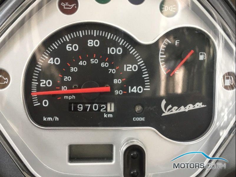 มอเตอร์ไซค์มือสอง, มอเตอร์ไซค์ ใหม่ VESPA GTS 150 (2014)