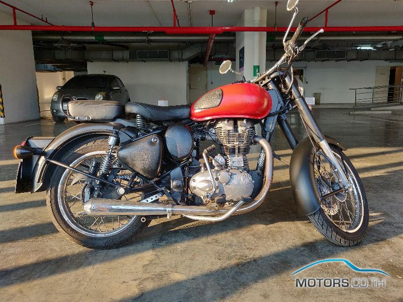 Secondhand ROYAL ENFIELD BULLET C5  Classic EFI (2017)