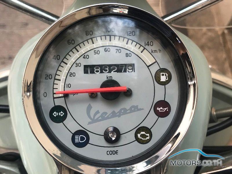 มอเตอร์ไซค์มือสอง, มอเตอร์ไซค์ ใหม่ VESPA LXV 150 (2013)