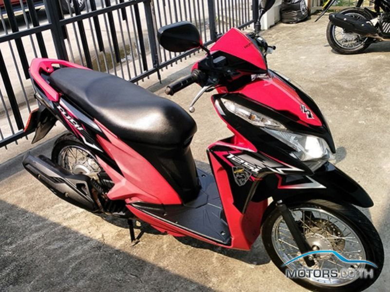 Second Hand HONDA Click 125i - Buy & Sell Your Motorbike