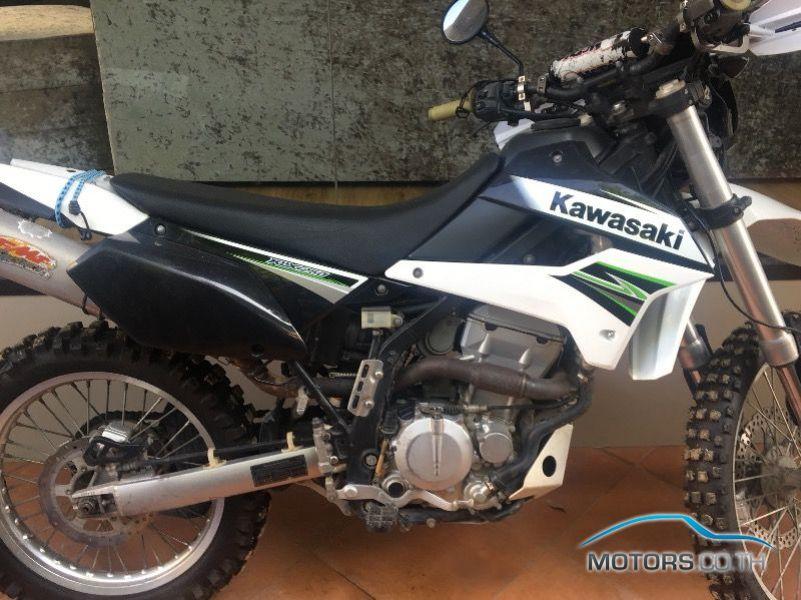 มอเตอร์ไซค์ มือสอง KAWASAKI KLX250 (2010)