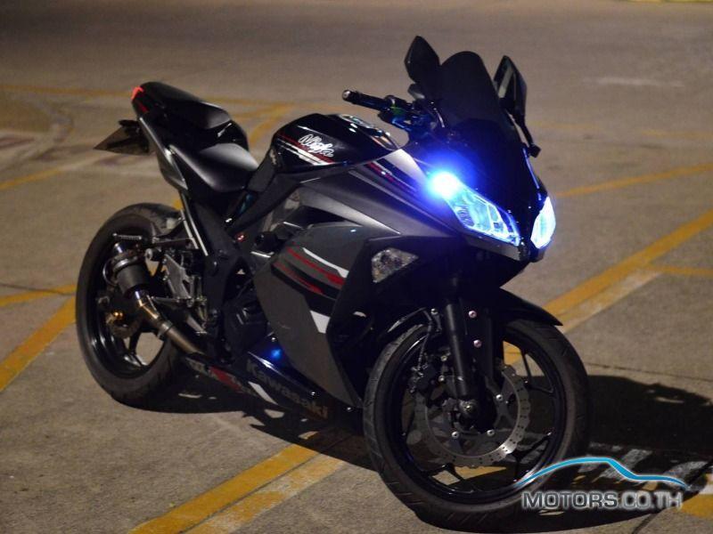 มอเตอร์ไซค์ มือสอง KAWASAKI Ninja 250R (2013)