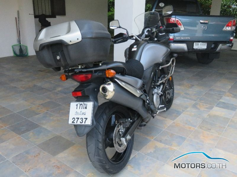 New, Used & Secondhand Motorbikes SUZUKI V-STROM (2014)