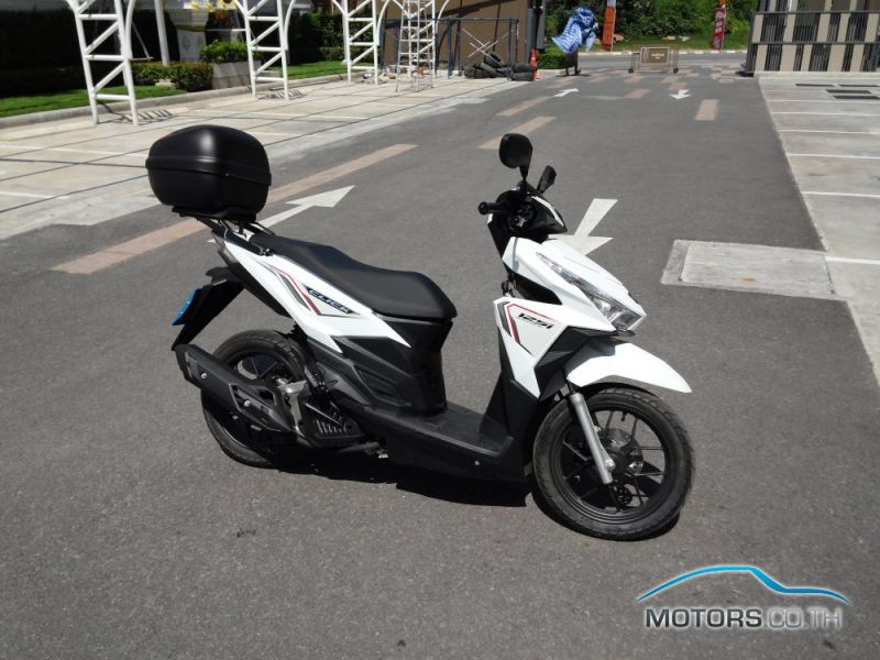 Secondhand HONDA Click 125i (2015)