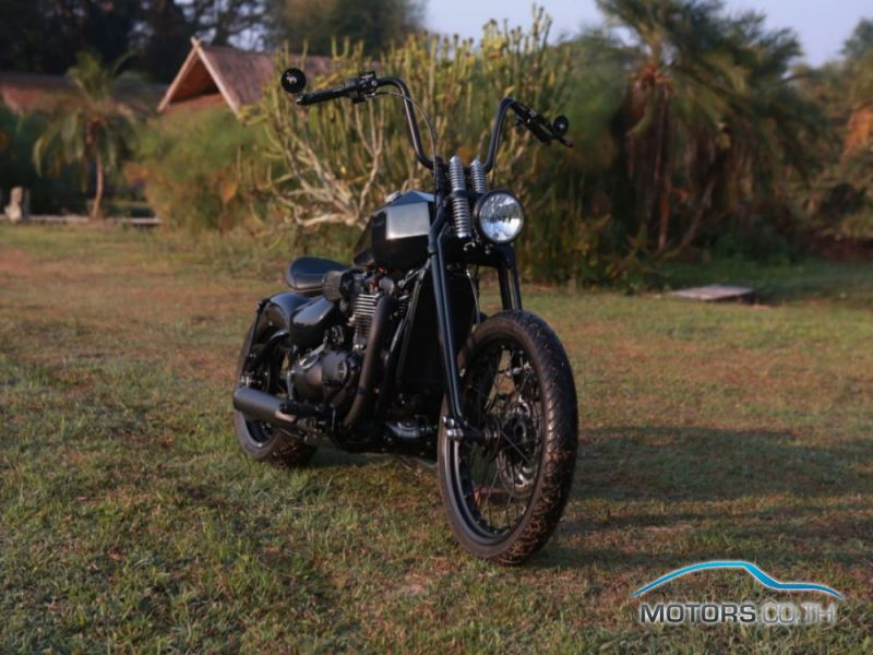 Secondhand TRIUMPH Bonneville (2018)