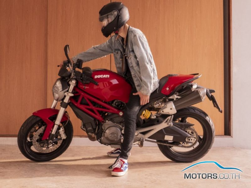 Secondhand DUCATI Monster 795 (2012)