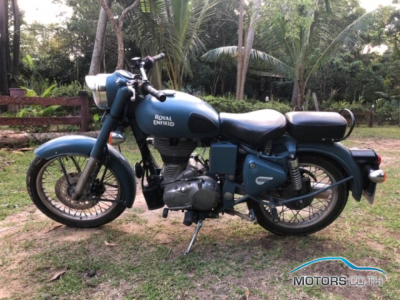 Secondhand ROYAL ENFIELD BULLET C5  Classic EFI (2018)