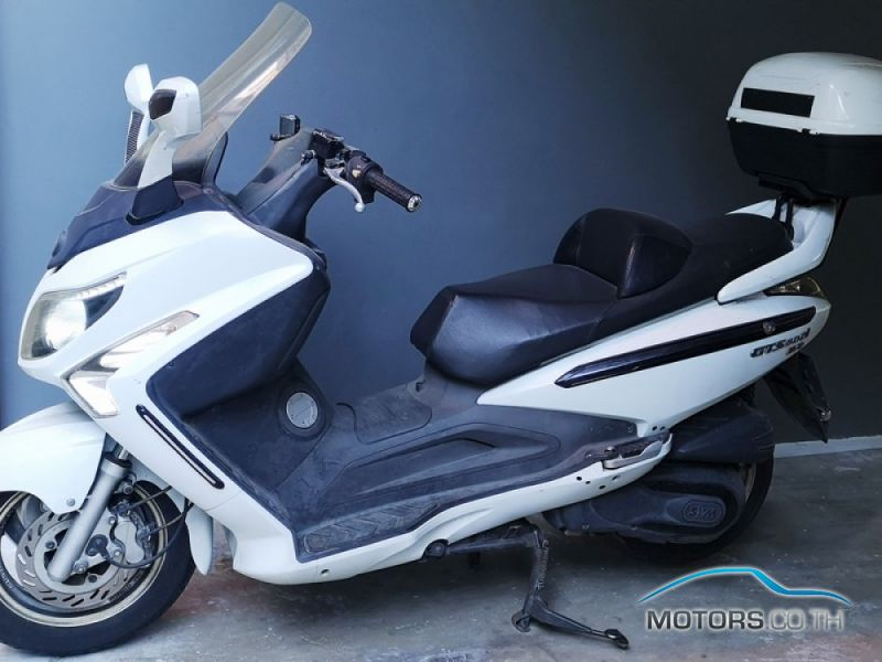 Secondhand SYM GTS 300I ABS (2012)