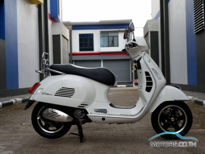 Secondhand VESPA GTS 300 (2018)