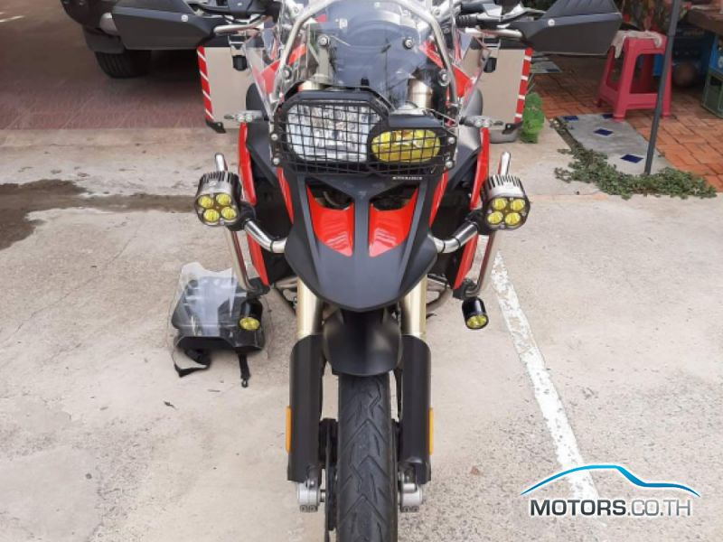 Secondhand BMW F 800 GS (2015)