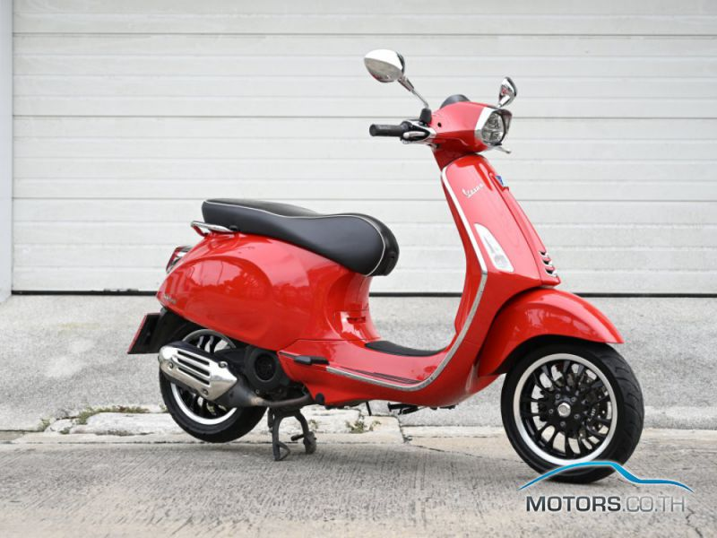 Secondhand VESPA Sprint 125 (2019)