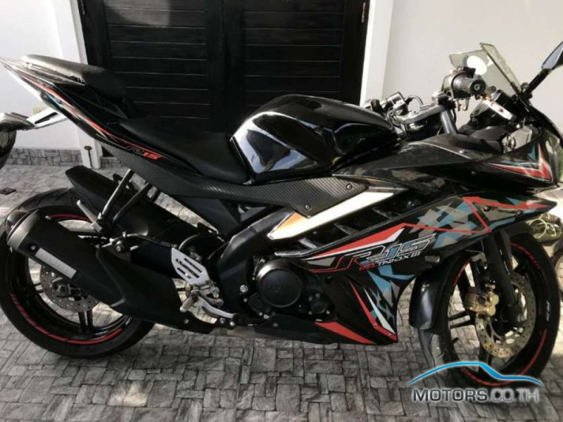 Secondhand YAMAHA YZF-R15 (2015)