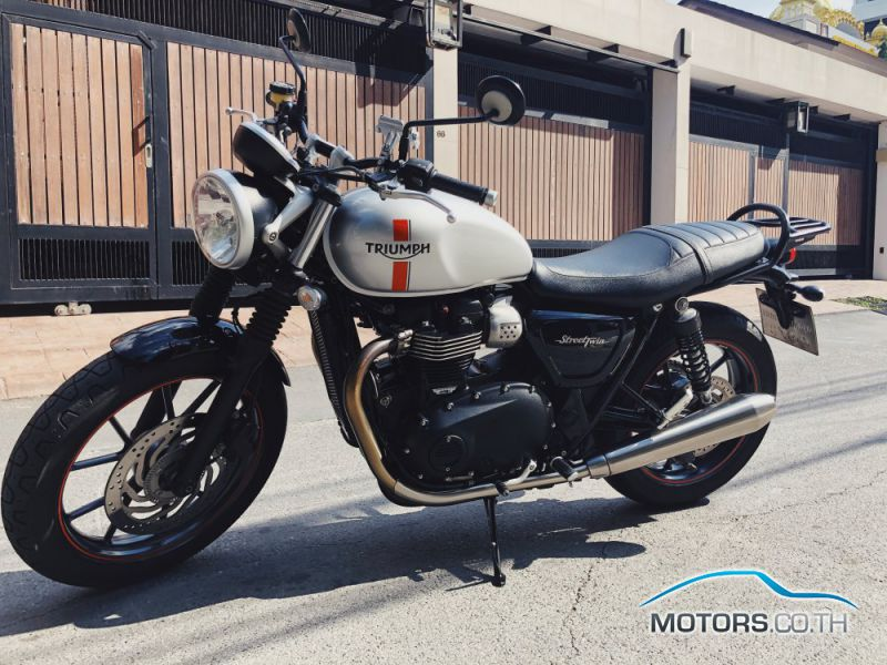 Secondhand TRIUMPH Bonneville (2016)