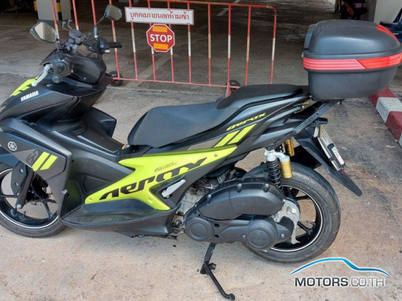 Secondhand YAMAHA AEROX (2018)