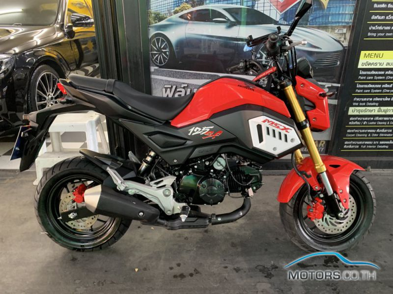 Secondhand HONDA MSX (2018)