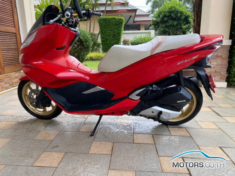 Secondhand HONDA PCX150 (2019)