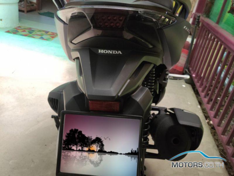 มอเตอร์ไซค์มือสอง, มอเตอร์ไซค์ ใหม่ HONDA Forza-x (2021)