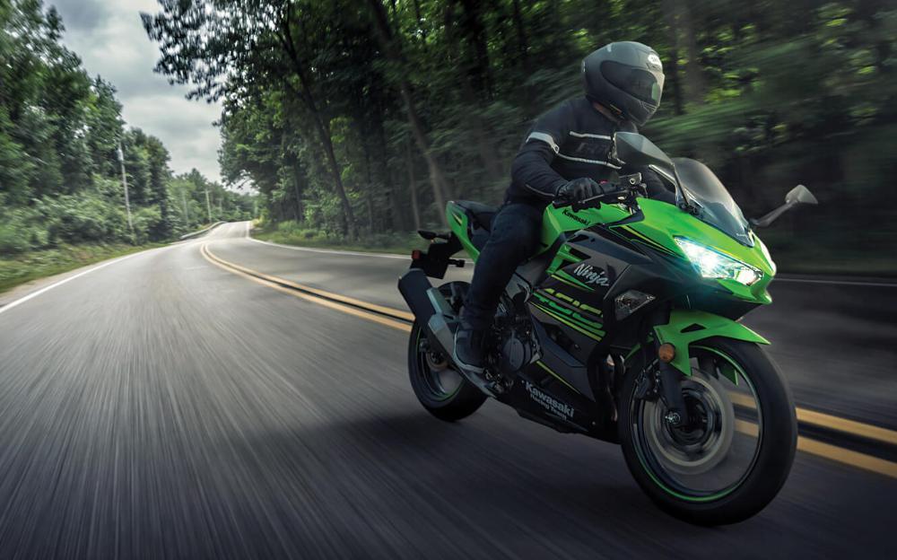 Kawasaki Ninja 400 ปี 2020