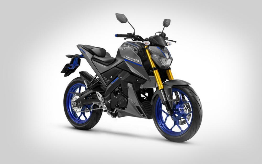 Yamaha M-Slaz โฉมใหม่
