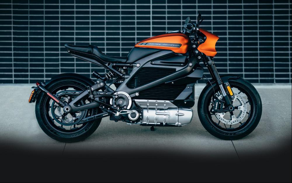 รีวิว Harley Davidson LiveWire 2019