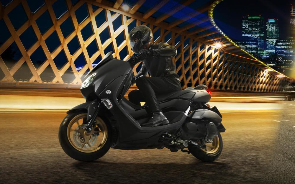 Yamaha Nmax 2020 ใหม่