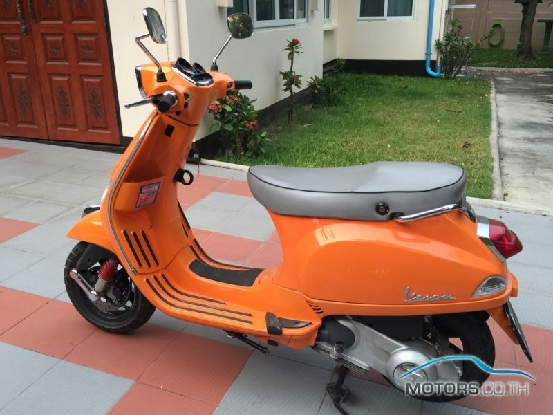 Secondhand VESPA Sprint 150 (2012)