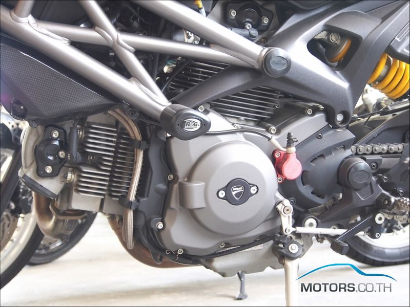 Secondhand DUCATI Monster 1100 (2012)