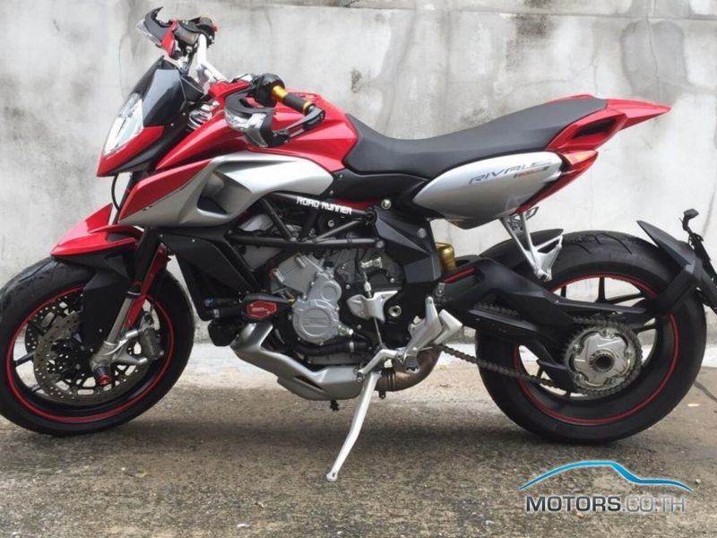 New, Used & Secondhand Motorbikes MV AGUSTA Rivale 800 (2013)