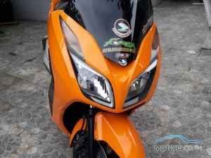 HONDA Forza 300 (2016)