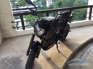 Secondhand KTM 200 Duke (2016)