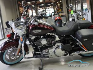 HARLEY DAVIDSON Road King (2014)