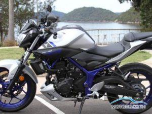 Secondhand YAMAHA MT-03 (2016)