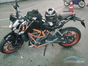 Secondhand KTM 390 Duke (2015)