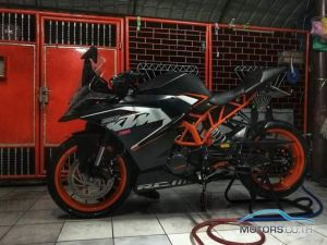 Secondhand KTM RC200 (2015)