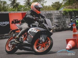 Secondhand KTM RC200 (2016)