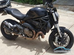 New, Used & Secondhand Motorbikes DUCATI Monster 821 Dark (2015)