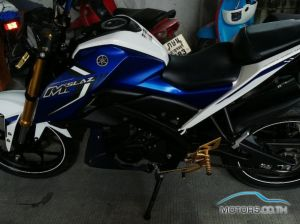Secondhand YAMAHA M-SLAZ (2017)
