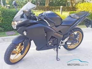 Secondhand HONDA CBR250R (2016)